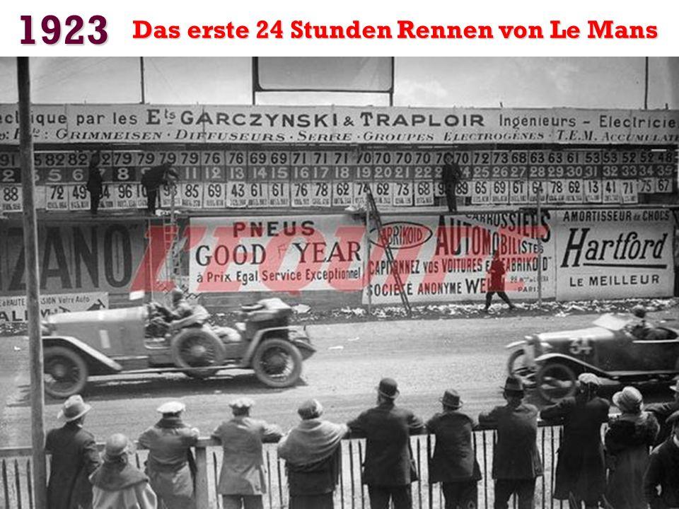 1922 Lancia Lambda Das erste Auto mit Monocoque Karosserie