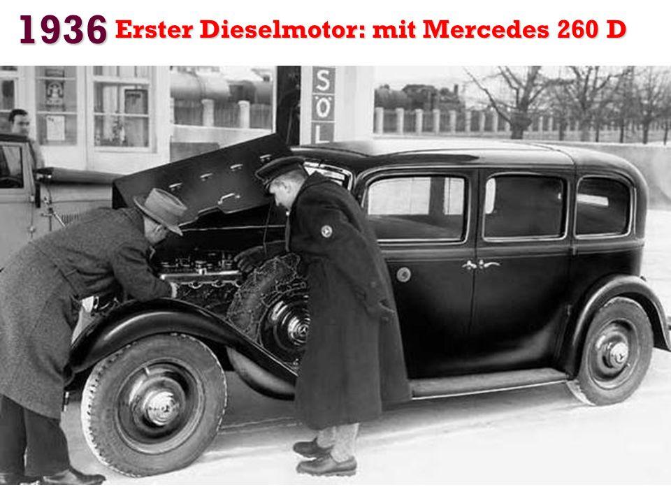 1936 Start des Marienkäfers