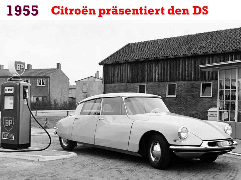 1954 Der Mercedes 300 SL