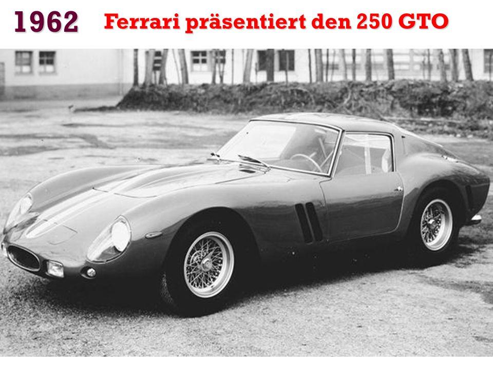 1961 Renault präsentiert den 4L