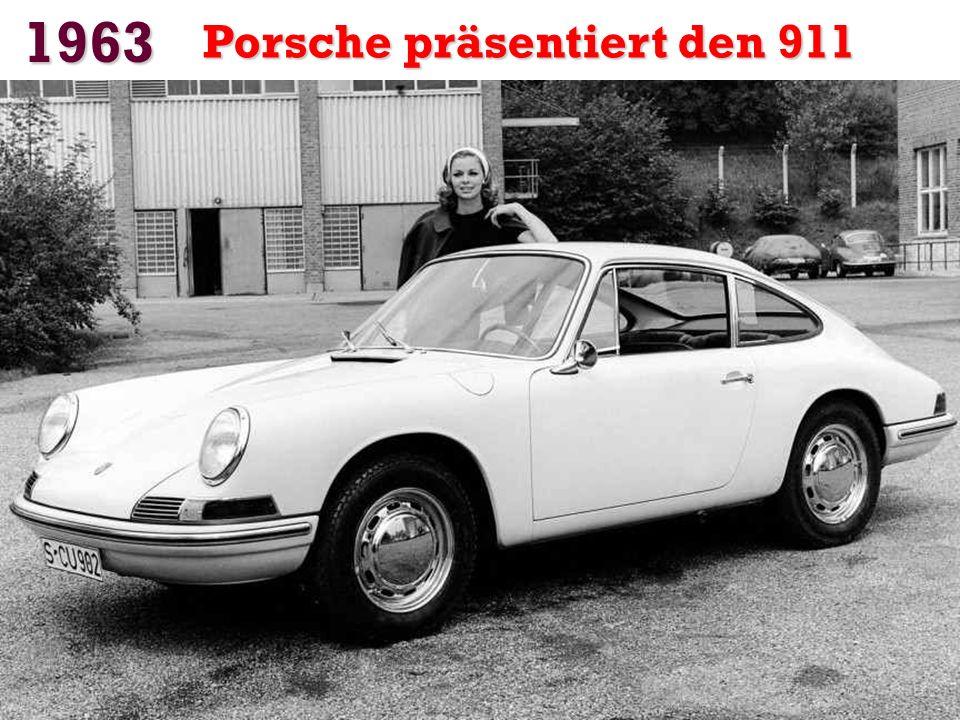 1963 Der erste Lamborghini