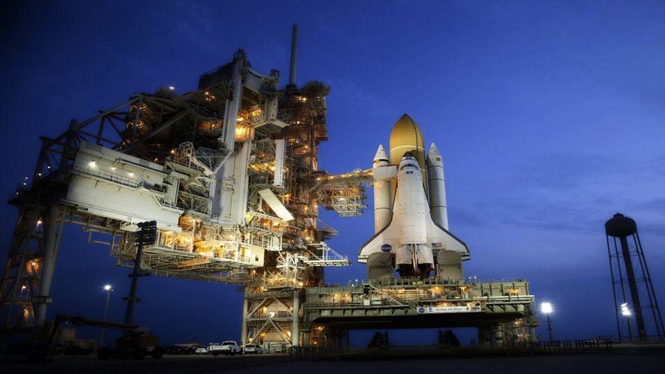 Die Internationale Raumstation