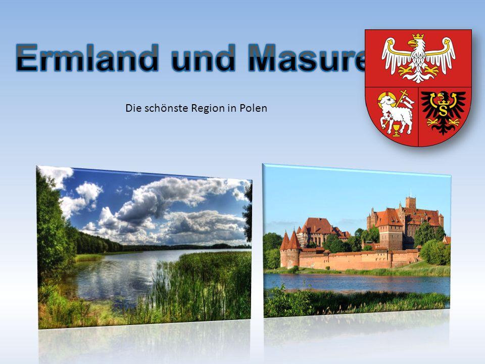 W oiwodschaft Ermland-Masuren (poln.