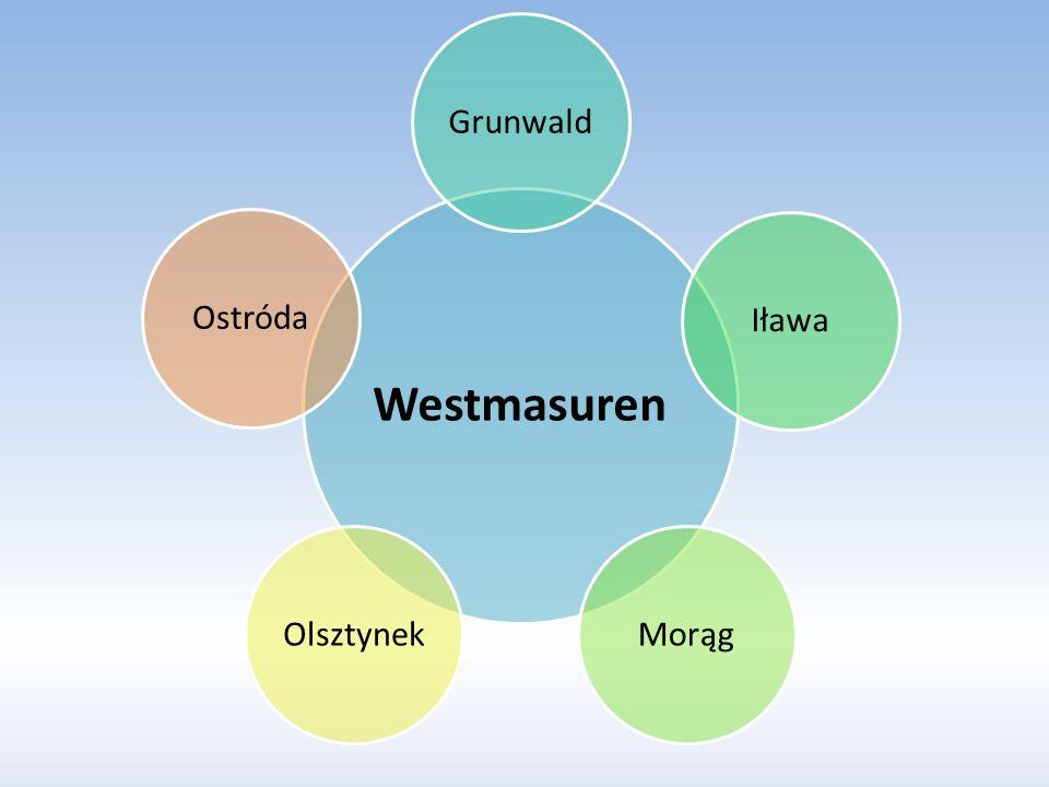 Westmasuren GrunwaldIławaMorągOlsztynekOstróda