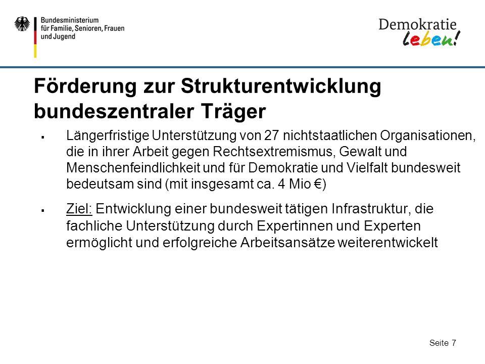 Seite 8 Bundeszentrale Träger 1.Aktion Sühnezeichen Friedensdienste e.