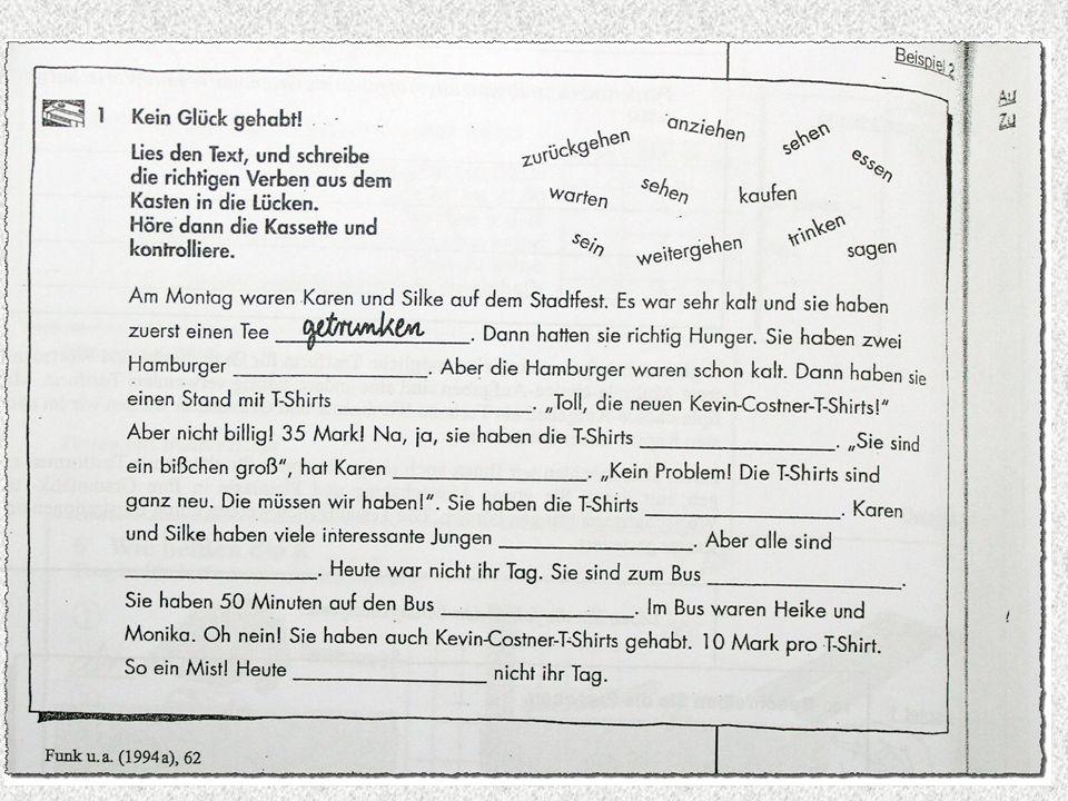 1) Mein Kompliment.Sie …………………………… aber gut Deutsch.