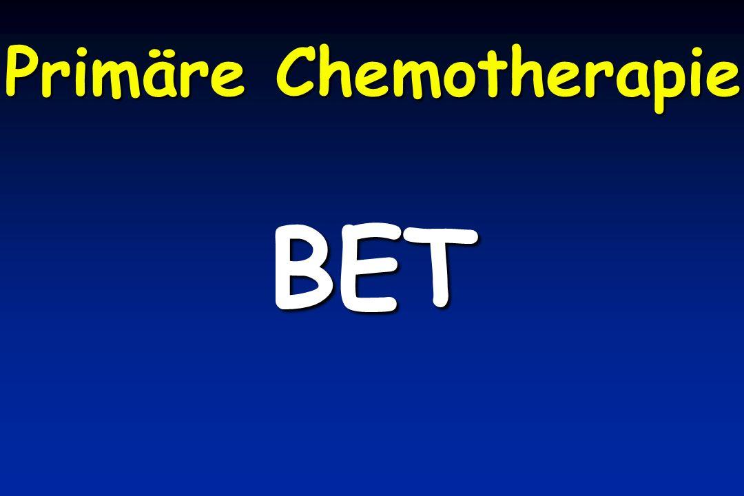 Primäre Chemotherapie BET