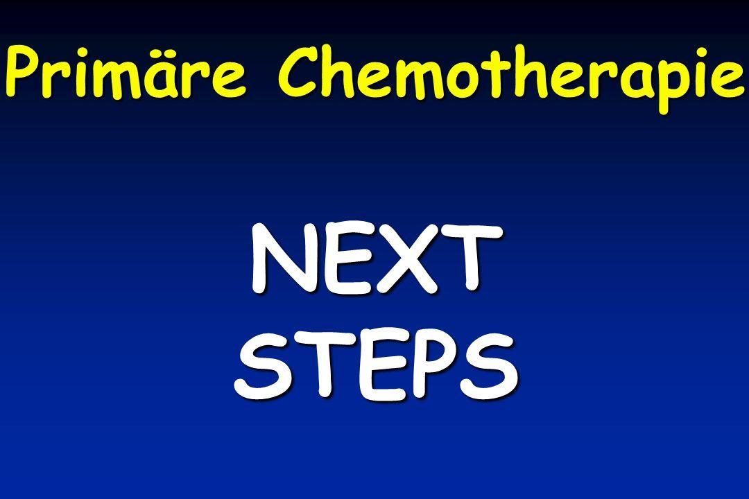 Primäre Chemotherapie NEXTSTEPS