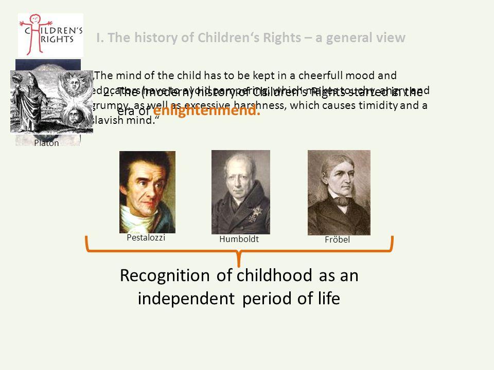 II.Aktuelle Fragen (und Probleme) der Kinderrechte 2.
