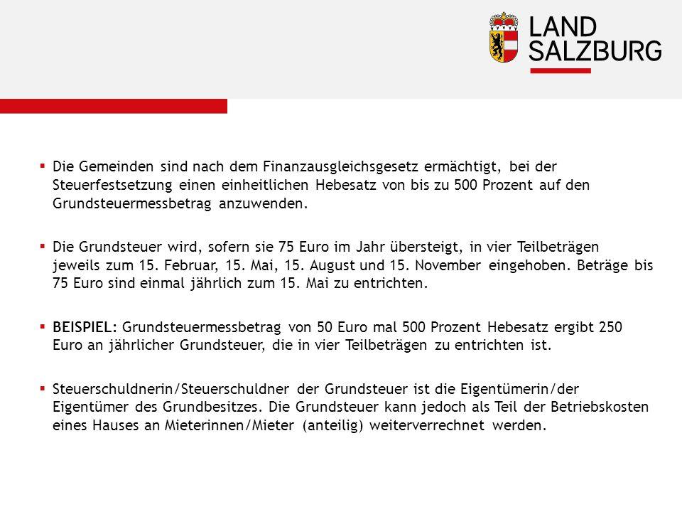 Finanzverfassung – Art.13 B-VG  Abs.
