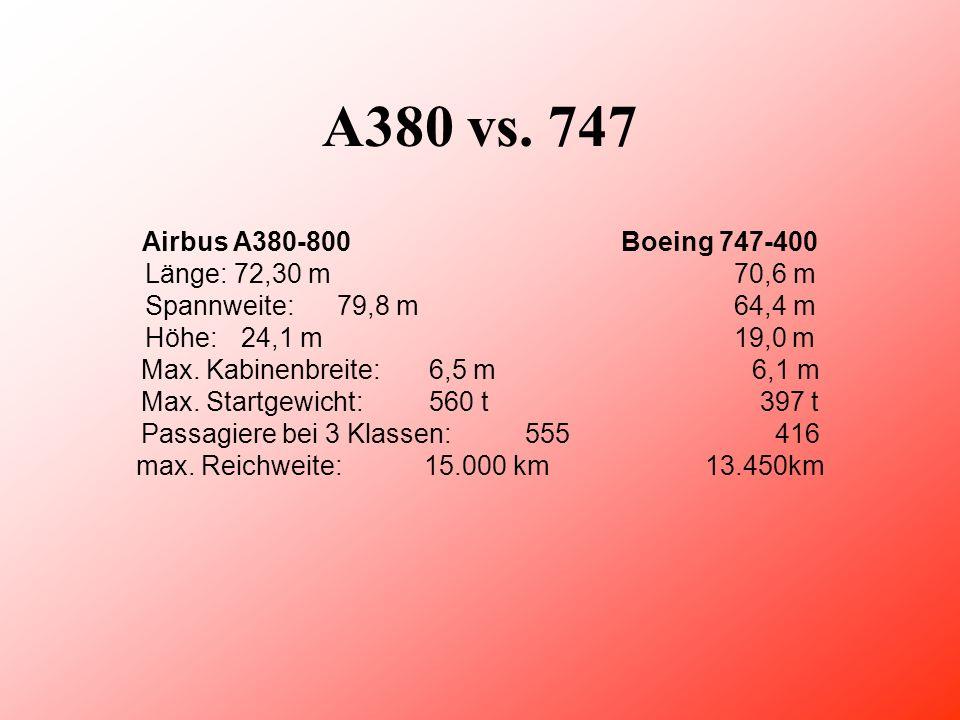 A380 vs.