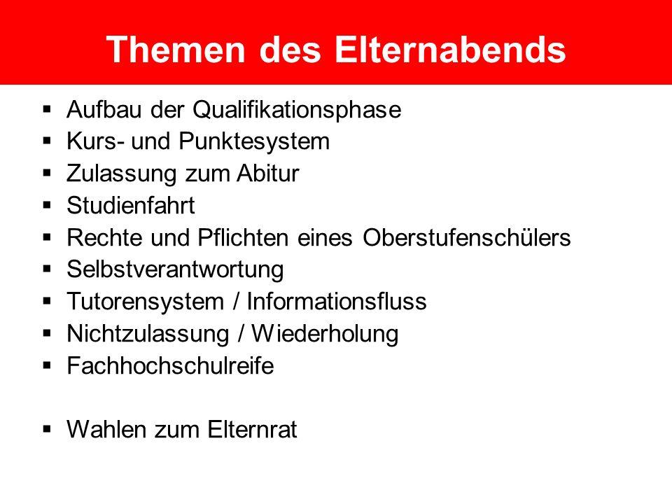  Auf der Homepage  Beim Oberstufenkoordinator Viele Informationen (z.B.