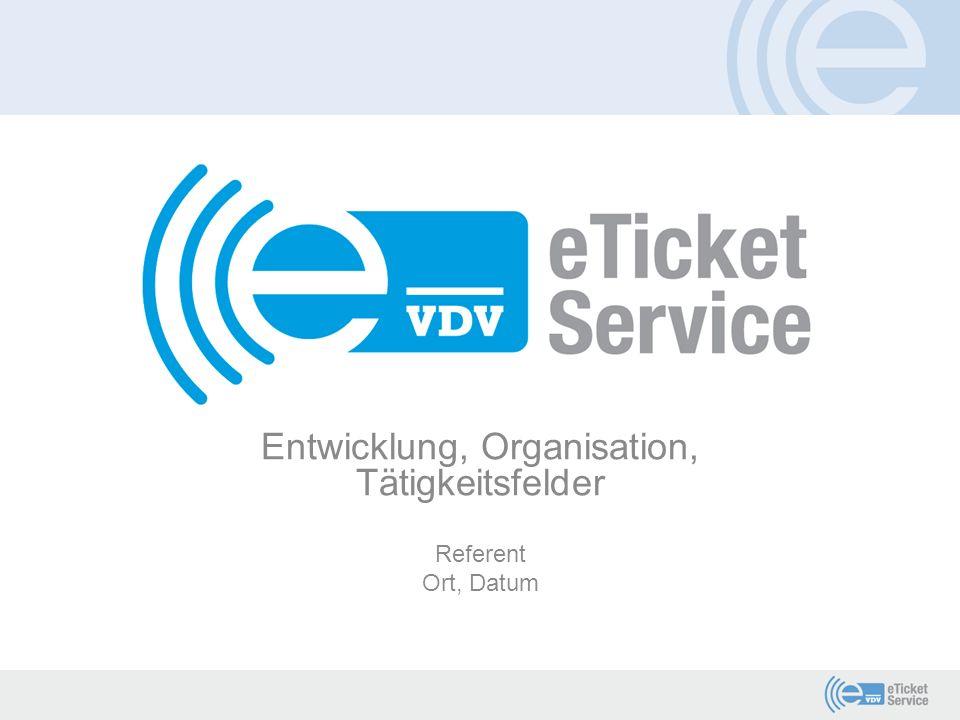 (((eTicket Deutschland: Chip und Handy Planungsstand 2014 (inkl.