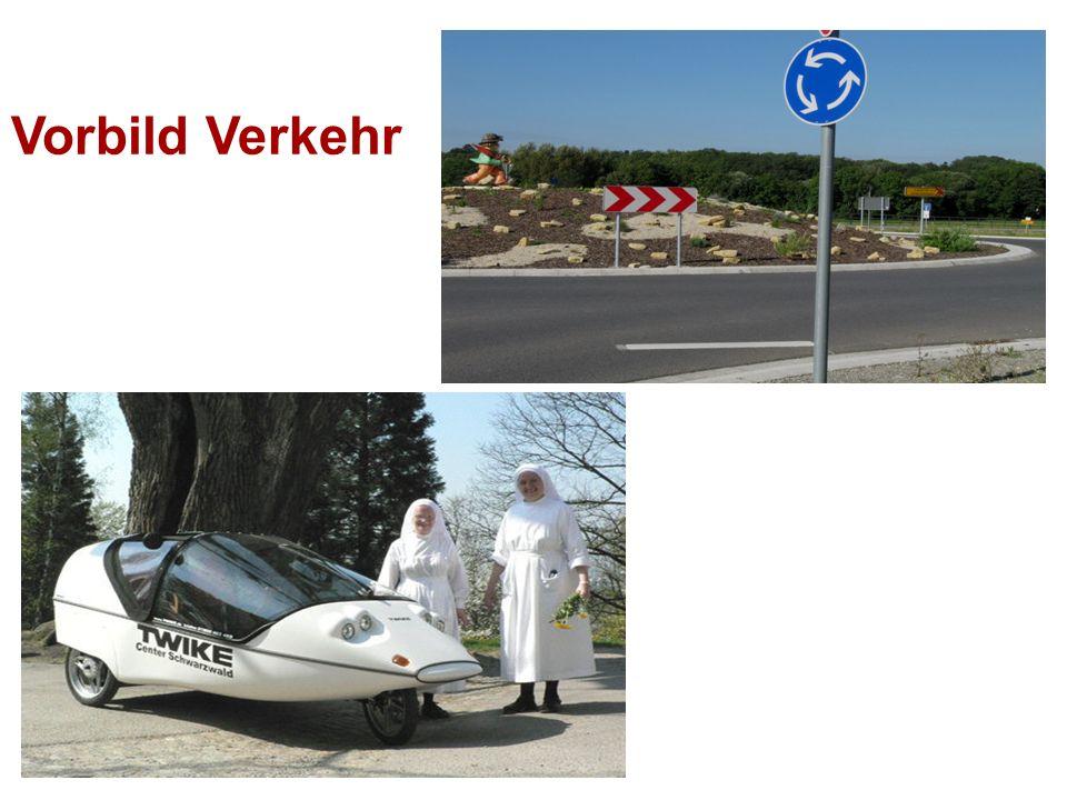 Vorbild Verkehr