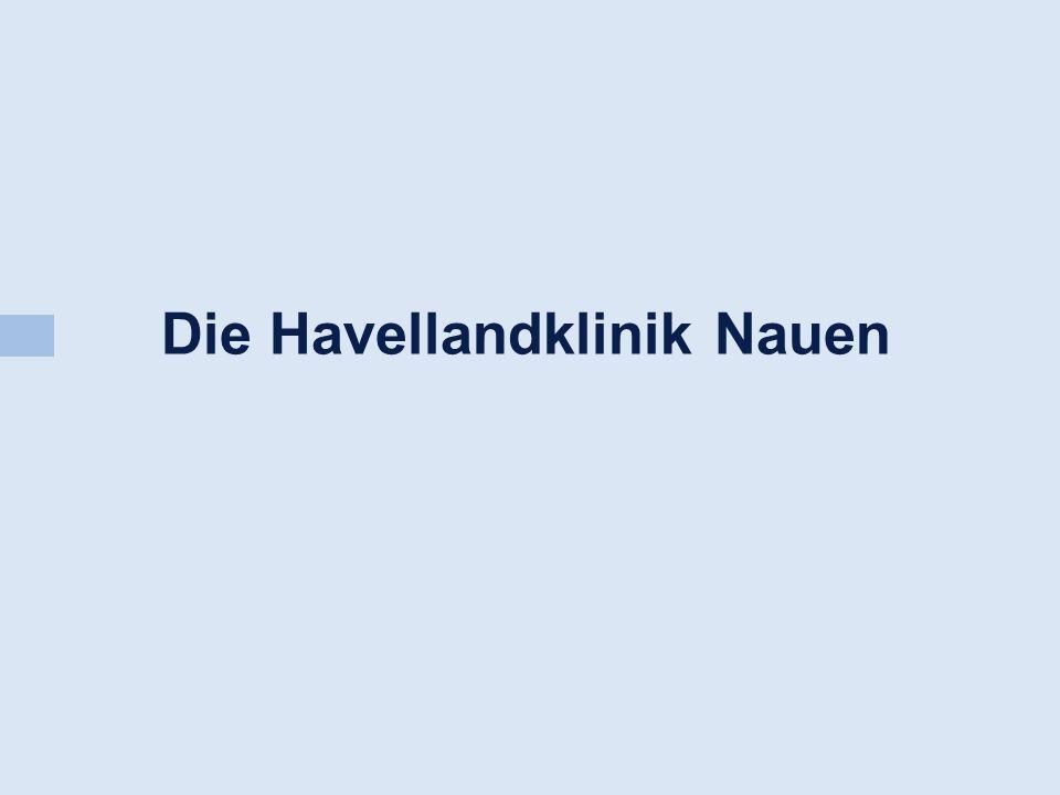 Die Havellandklinik Nauen