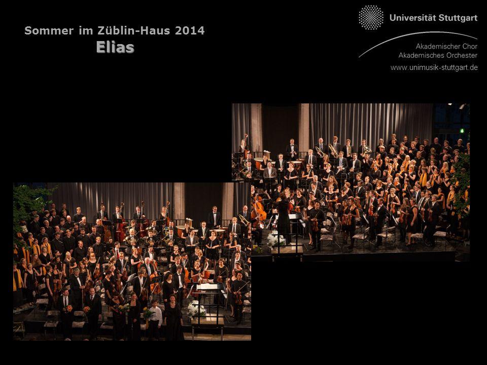 www.unimusik-stuttgart.de Elias Sommer im Züblin-Haus 2014 Elias