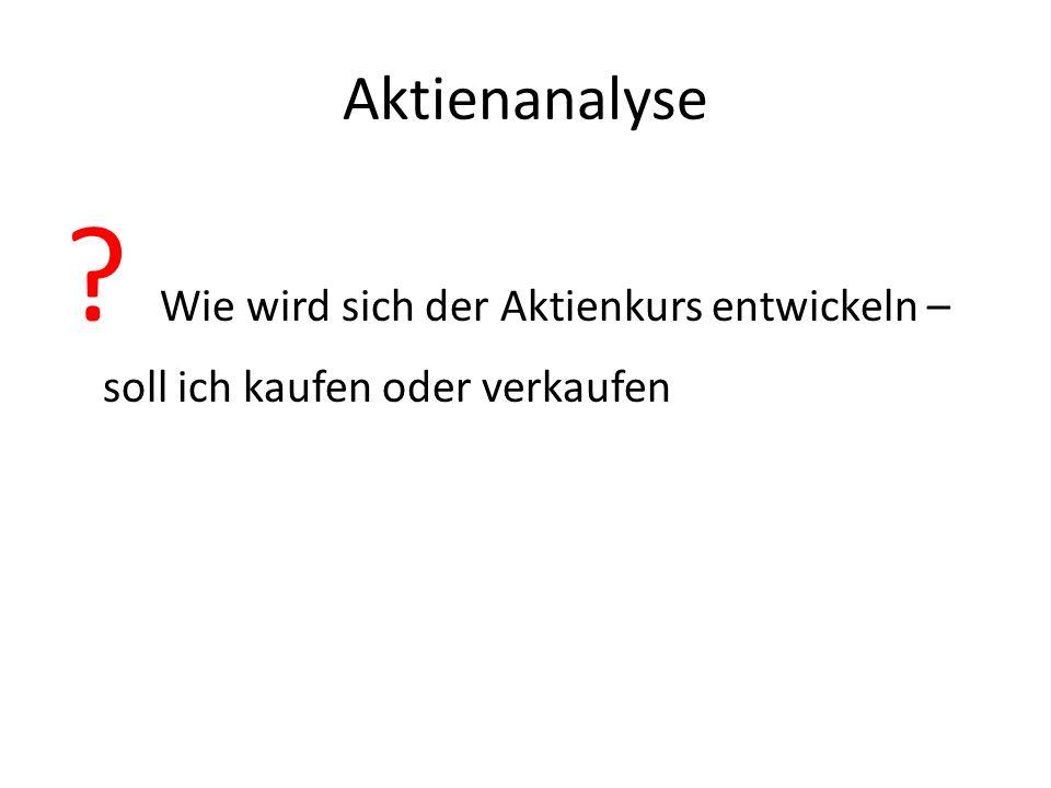 Analyseverfahren S.
