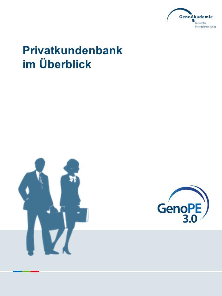 Privatkundenbank im Überblick