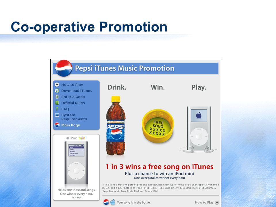 Co-operative Promotion Weitere Beipiele in AT  Fleurop + Hilton  Havanna  Chivas Party  Jameson + ?
