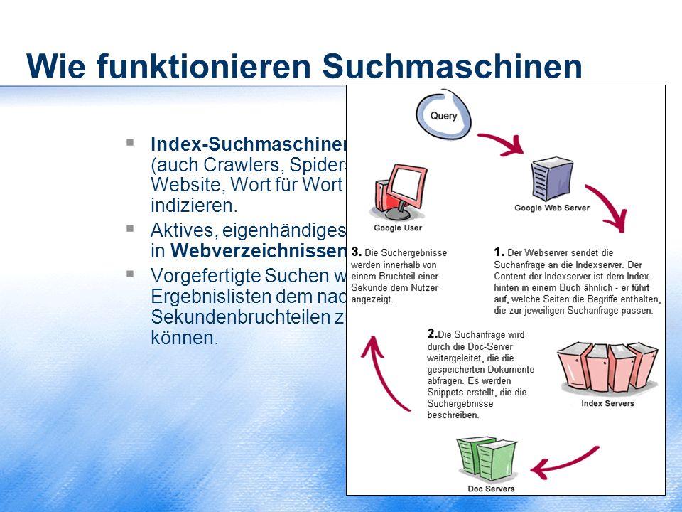 Suchmaschinen-Probleme Problemzonen  Dynamische Inhalte  Frames  Mehrsprachigkeit  Flash  Multimedia-Inhalte Spam  Verborgene Texte  Meta-Tags  Cloaking   Weiterleitungsseiten  Link-Farmen