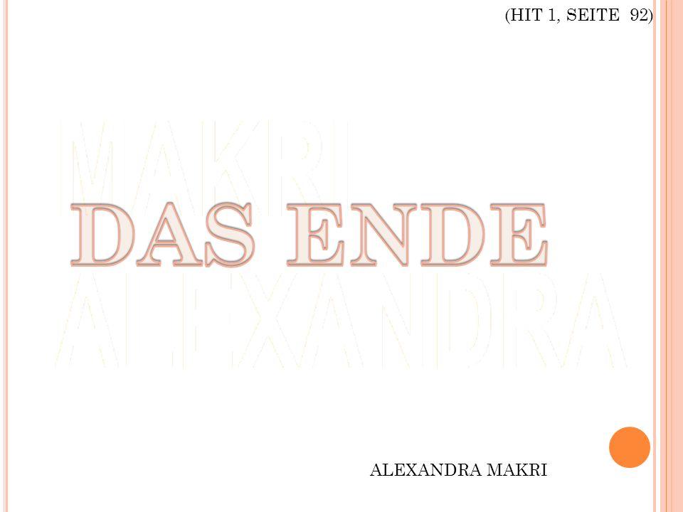 ALEXANDRA MAKRI