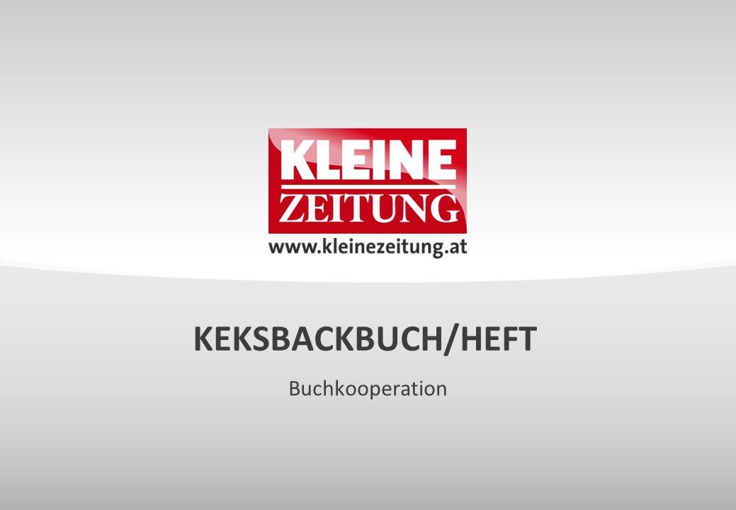 Buchkooperation KEKSBACKBUCH/HEFT