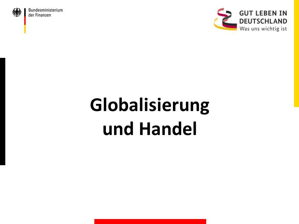 Globalisierung und Handel