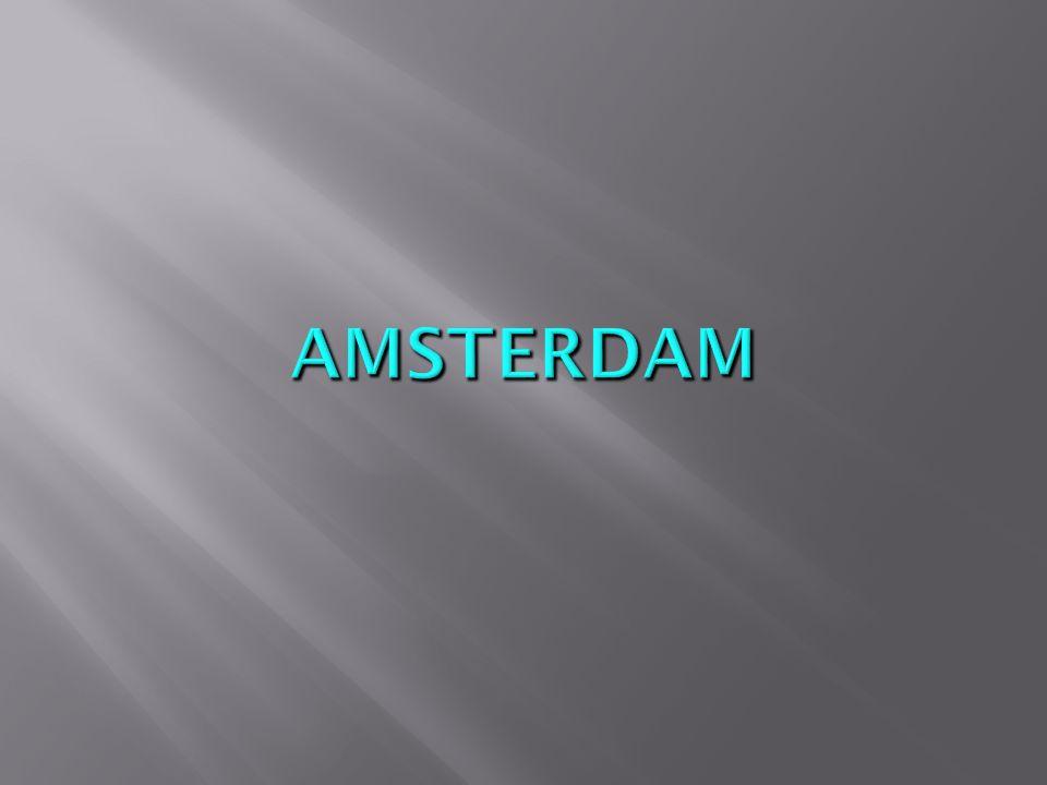  Geografische Lage  Stadtteile  Strukturdaten  Klima  Wirtschaft  Stadtbild  Sehenswürdigkeiten  Typisch für Amsterdam sind…  Quellen