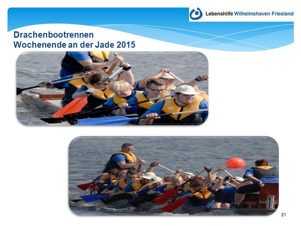 Drachenbootrennen Wochenende an der Jade 2015 21