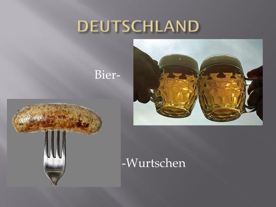 Bier- -Wurtschen