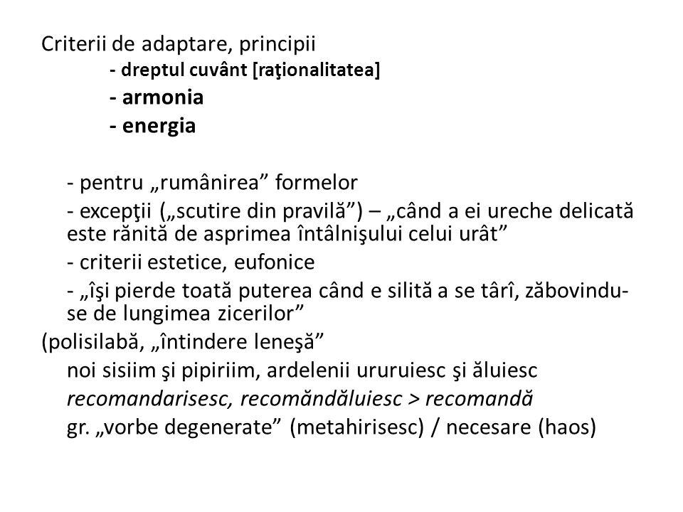 Şcoala fonetic ă (purismul românesc) – A.Pumnul lepturariu v.