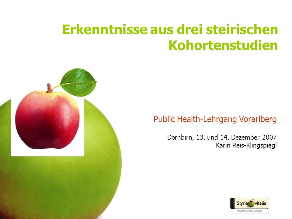 Damit Gesundheit der einfachere Weg ist. Gesunde Gemeinde Freidl, Neuhold 2002