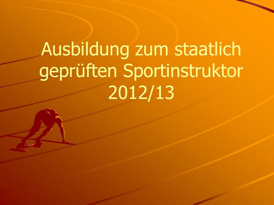 Die Ausbildung findet in einer Kooperation mit der Bundessportakademie Wien statt.