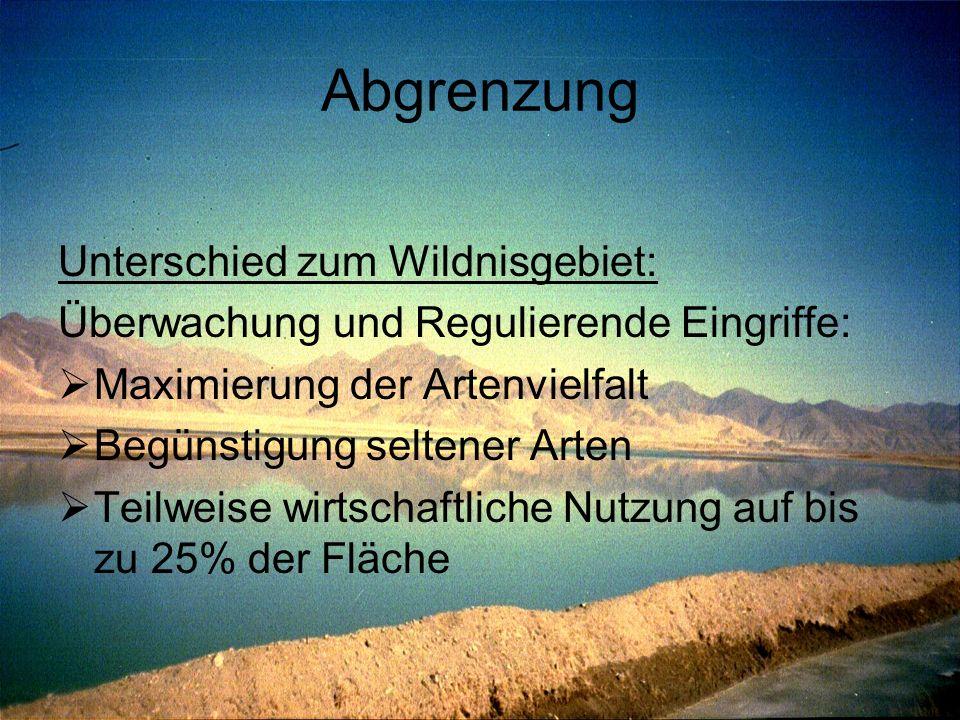 Fazit  Ressourcen sind auch in Österreich begrenzt.