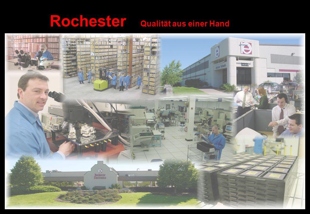 Rochester Qualität aus einer Hand