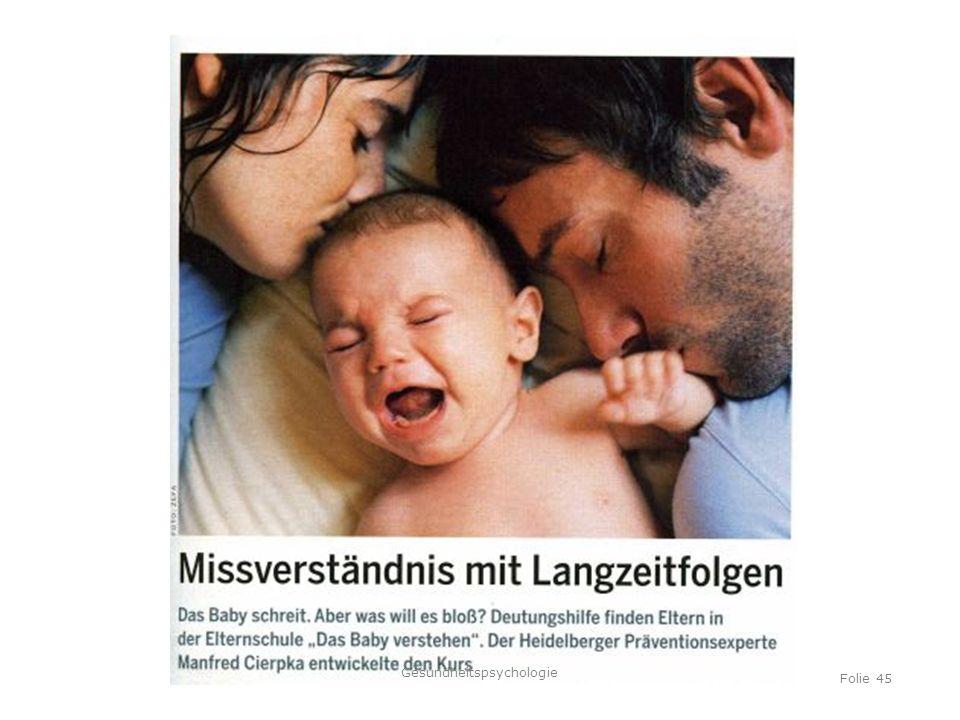 TU Dresden, 23.04.2014Gesundheitspsychologie Folie 45