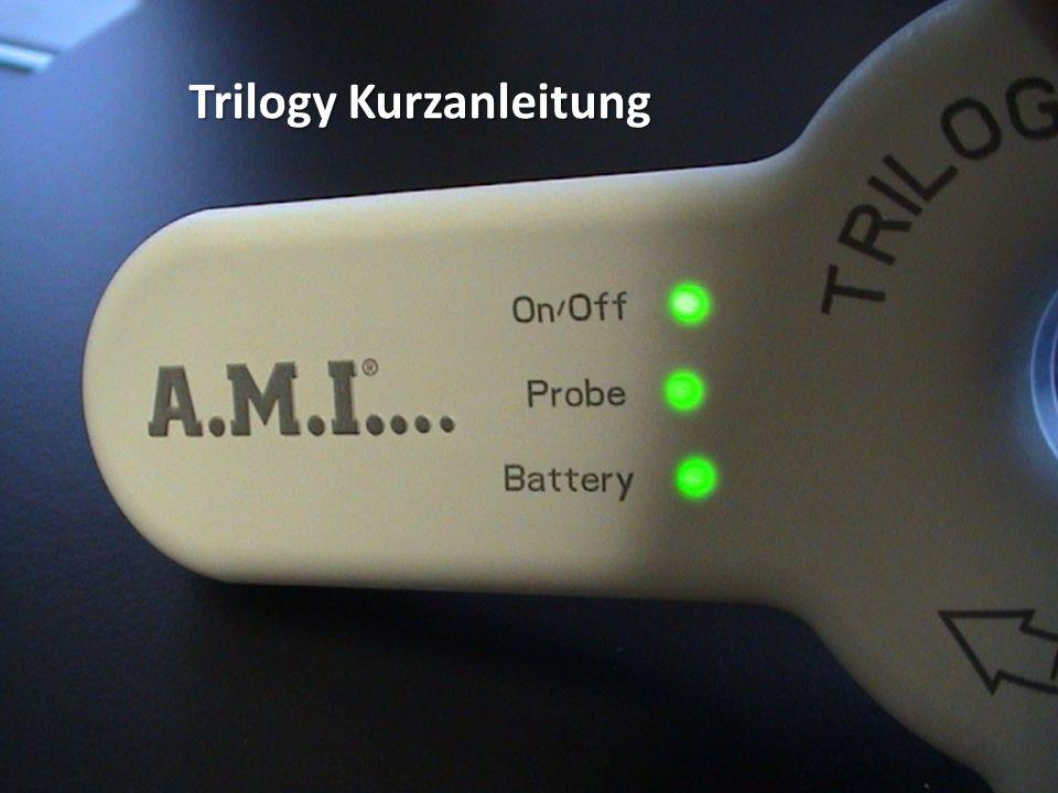 Trilogy Kurzanleitung