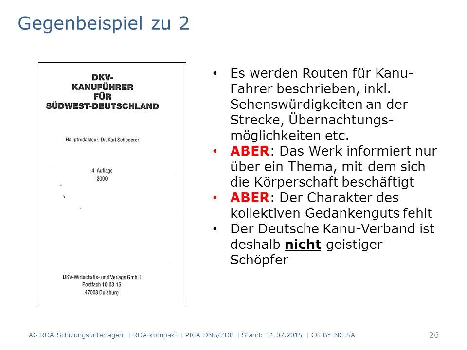 26 Es werden Routen für Kanu- Fahrer beschrieben, inkl.