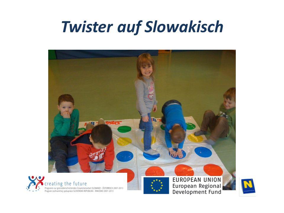Twister auf Slowakisch