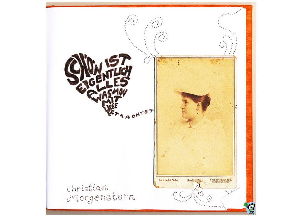 Das Poesiealbum, auch als Freundschaftsbuch bezeichnet, ist ein fest eingebundenes Buch mit leeren weißen Seiten, in das Zitate in Form von Reimen und