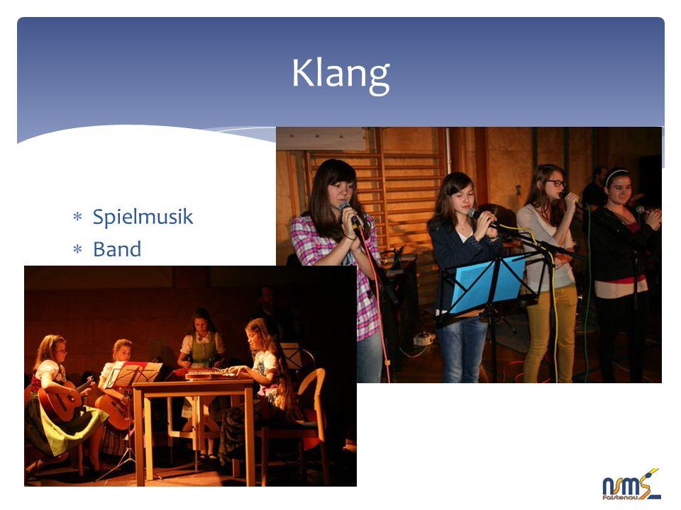  Spielmusik  Band Klang