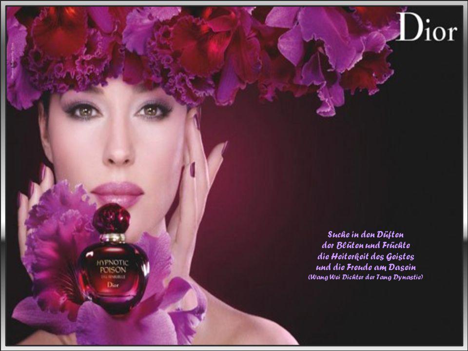Komplimente sind wie Parfüm. Sie dürfen duften, aber nie aufdringlich werden. (Oscar Wilde)