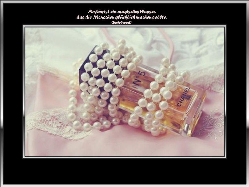 Glück ist ein Parfüm, das du nicht auf andere sprühen kannst, ohne selbst ein paar Tropfen abzubekommen. (Ralph Waldo Emerson)