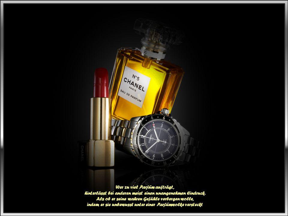 Von manchen Menschen bleibt nach einem Besuch für kurze Zeit der Geruch ihres Parfüms zurück. Von anderen bleiben Erinnerungen an ehrliche Gespräche,