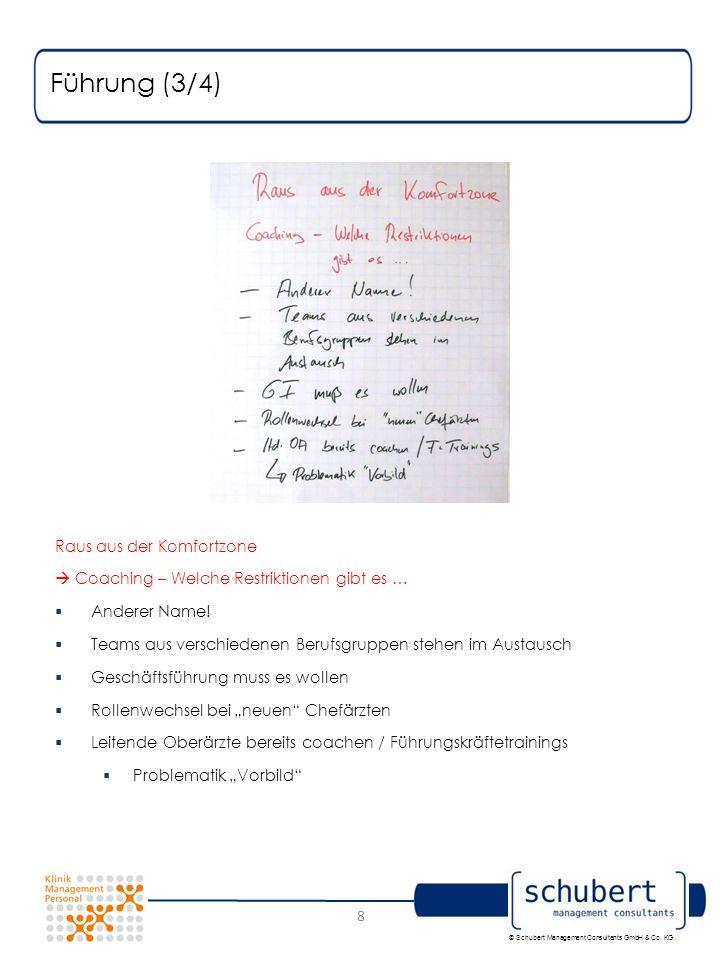 © Schubert Management Consultants GmbH & Co.