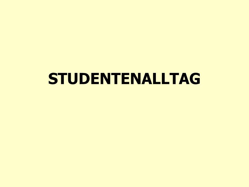 STUDENTENALLTAG