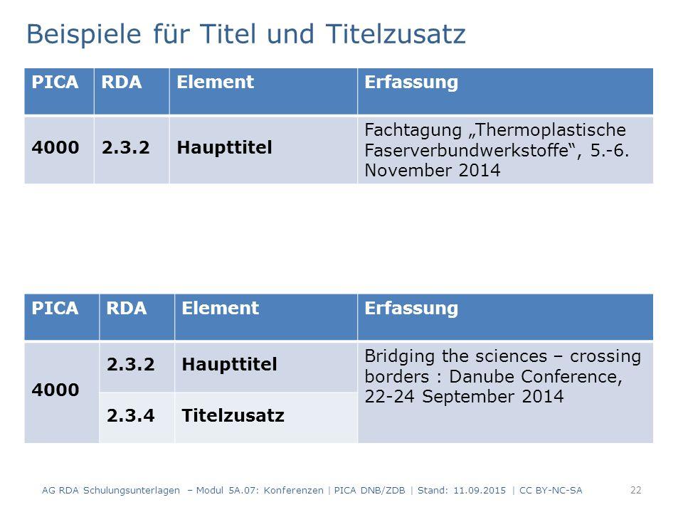 """22 PICARDAElementErfassung 40002.3.2Haupttitel Fachtagung """"Thermoplastische Faserverbundwerkstoffe , 5.-6."""