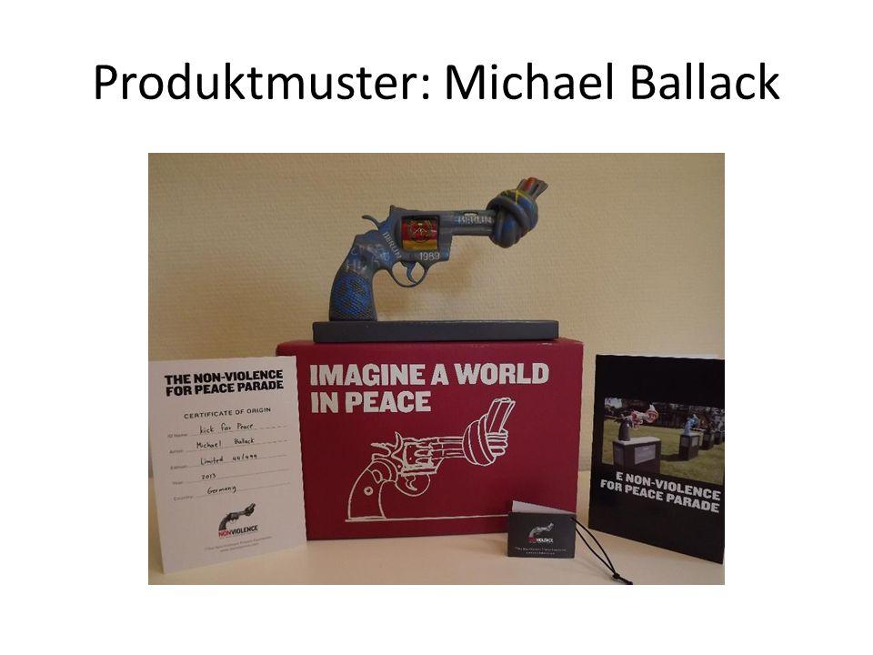 Produktmuster: Michael Ballack