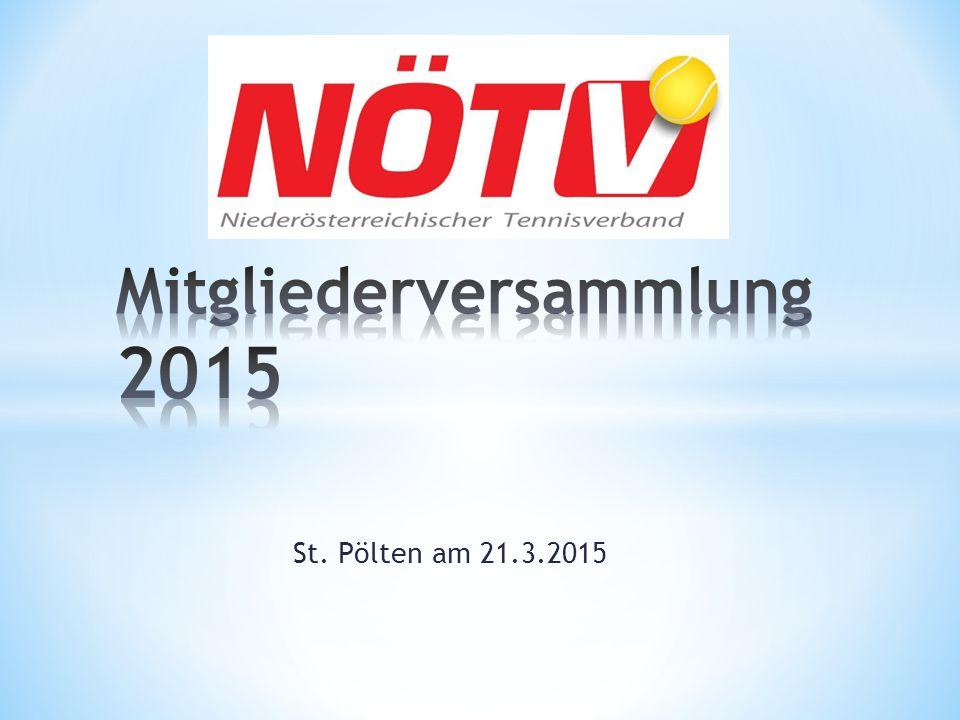St. Pölten am 21.3.2015