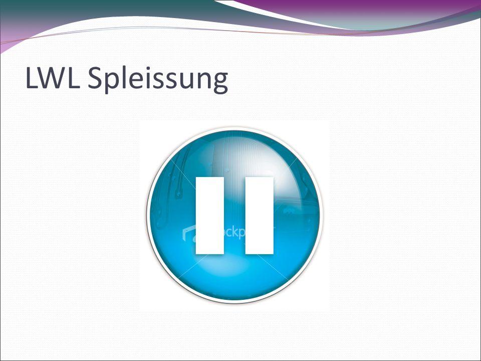 LWL Spleissung